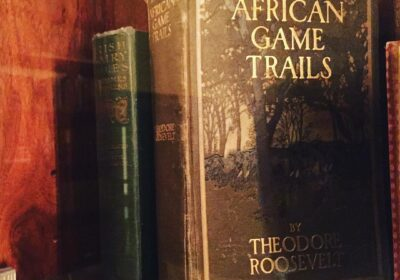 Book of The Month: Theodore Roosevelt's African Game Trails