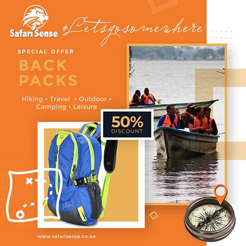 Travel Safari Bags Image