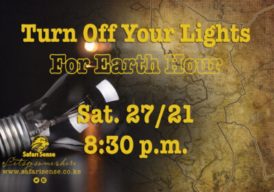 Join Us in Marking Earth Hour 2021